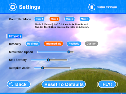 RealFlight Mobile MOD (Unlimited Coins) 10
