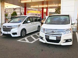 ステップワゴン  RP5  SPADA HYBRID G・EX Honda SENSINGのカスタム事例画像 zakizaki-UCさんの2018年12月18日23:59の投稿