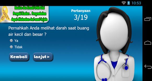 Periksa Kesehatan- screenshot thumbnail