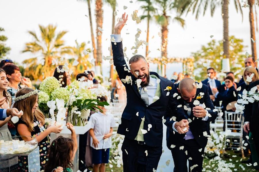 Wedding photographer Massimiliano Magliacca (Magliacca). Photo of 30.09.2019