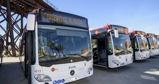 Devíos y cortes de las líneas de autobús urbano de la capital