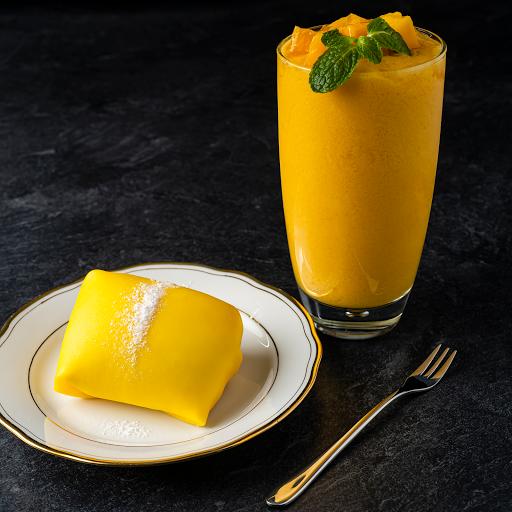 Mango Tango Smoothie and Pocket Duo
