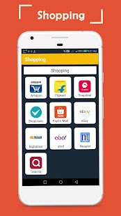 Apps Browser :All in One Shopping App,videos,News - náhled