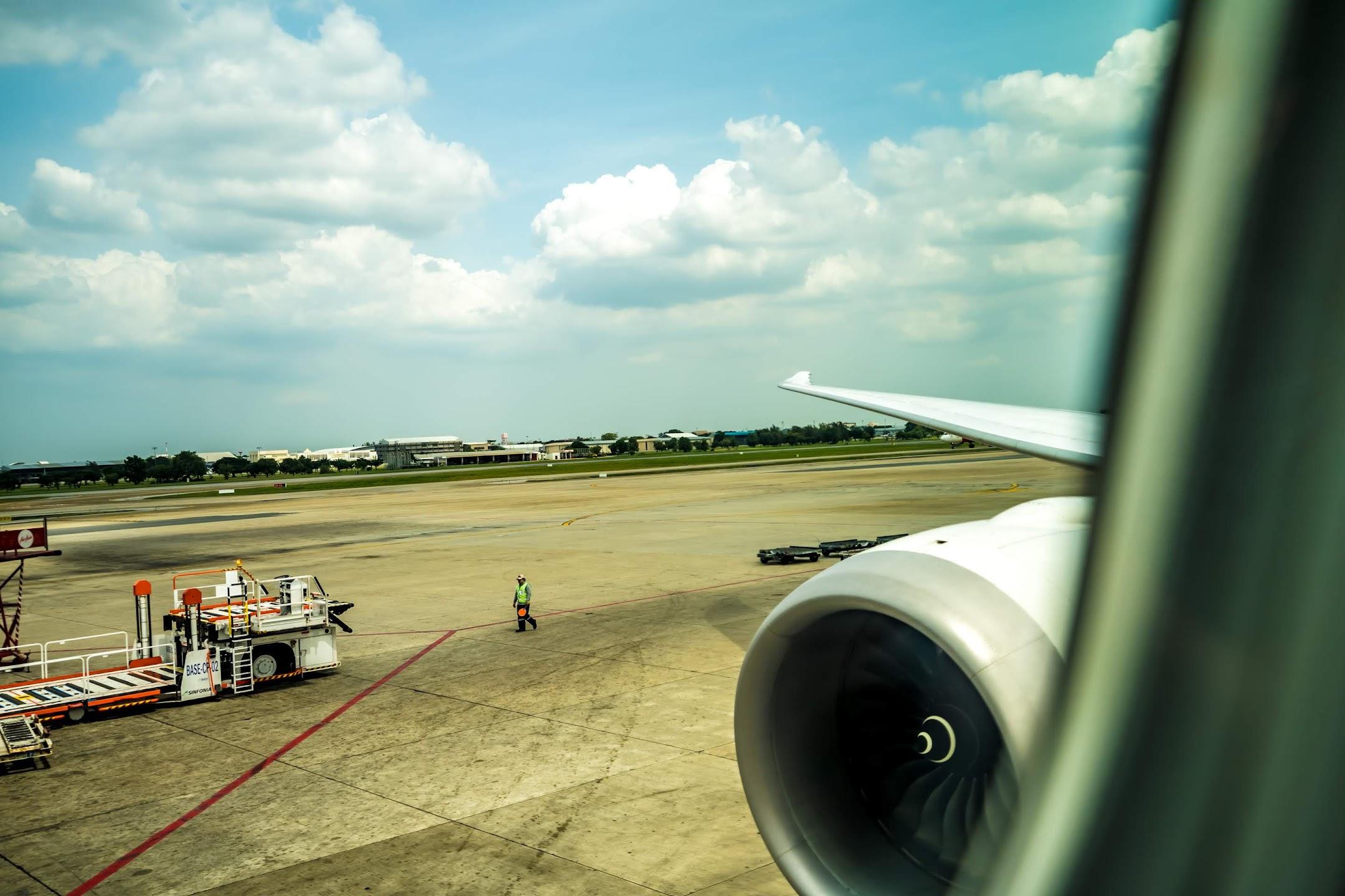 バンコク ドンムアン空港2