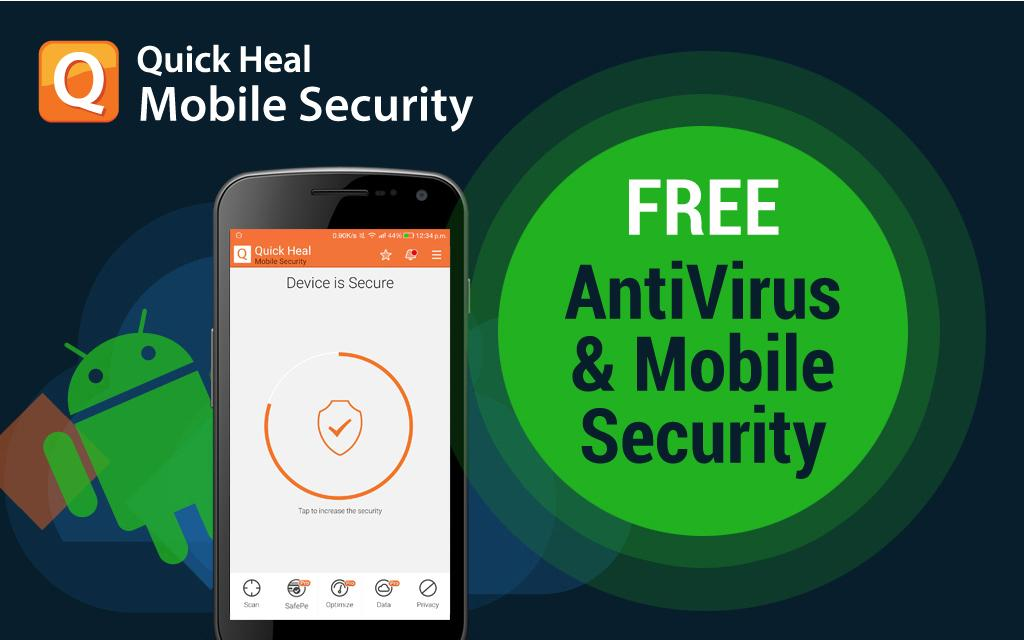 Antivirus & Mobile Security- screenshot