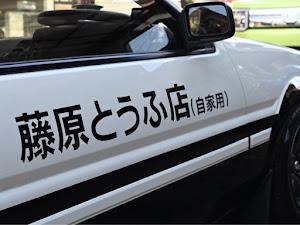 スプリンタートレノ AE86 S61•GT-APEXのカスタム事例画像 ささき ゆーまさんの2020年05月28日23:03の投稿