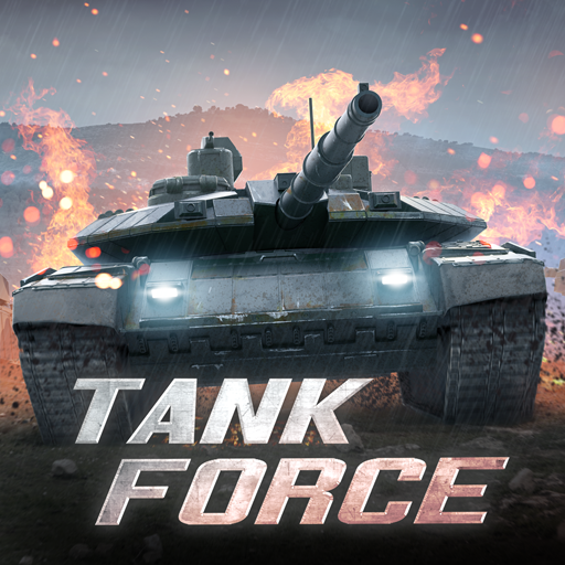Tank Force: Real Tank War Online file APK for Gaming PC/PS3/PS4 Smart TV