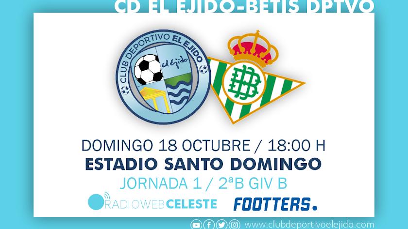 Llega la Liga al Estadio de Santo Domingo.
