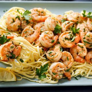 Classic Shrimp Scampi