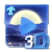 NightSky 3D Music Player