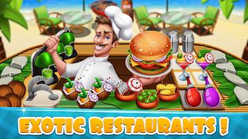 Cooking World - Food Craze & Restaurant Fever
