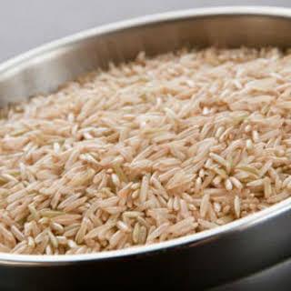 Bamboo Rice Recipes.