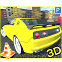 Driving Car City Parking: Free icon