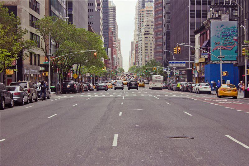 Обычная улица. США глазами туриста, туризм, факты
