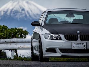 3シリーズ セダン  E90 325i Mスポーツのカスタム事例画像 BMWヒロD28さんの2020年10月20日12:33の投稿