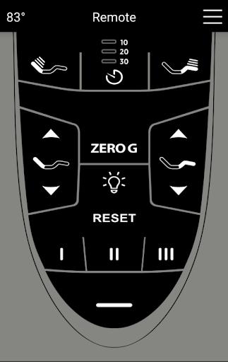 TEMPUR Remote
