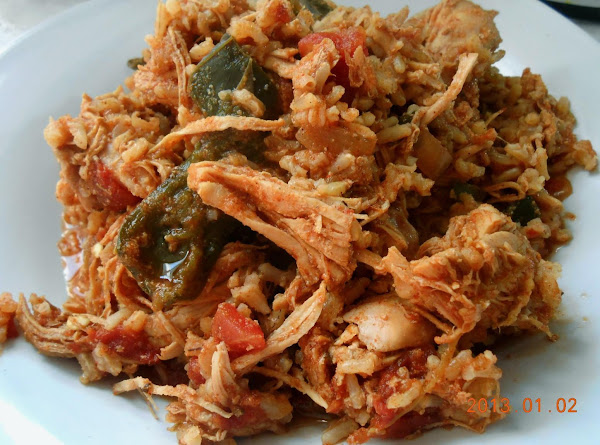 Texican Smothered Chicken Recipe