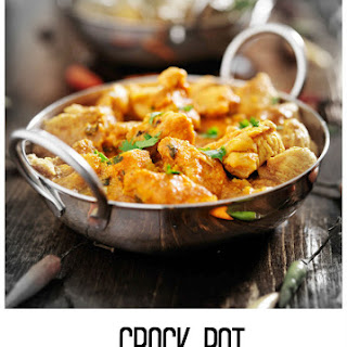 Crock Pot Indian Chicken Curry Recipes