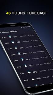 Local Weather Forecast & Visual Widget