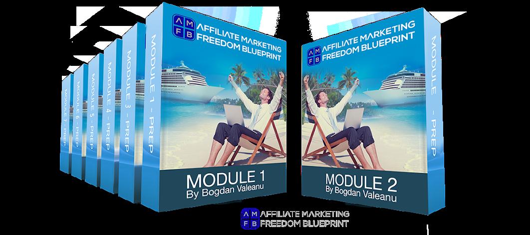 Affiliate Marketing Freedom Blueprint