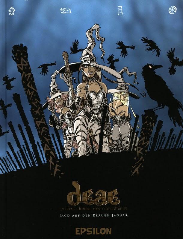 Deae ex Machina (2011) - komplett