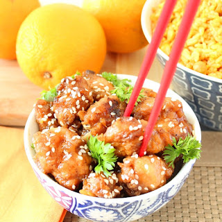Chinese Orange Chicken