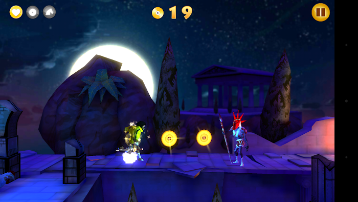 Funk of Titans - screenshot