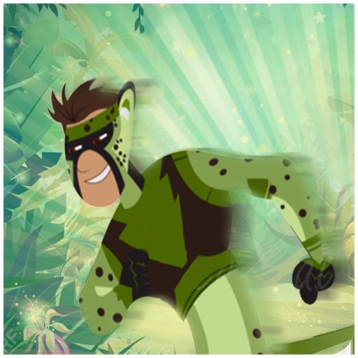Wild Jungle Adventures Kratt