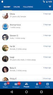 Nearby - Chat, Meet, Friend- screenshot thumbnail