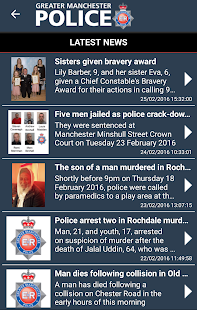 Greater Manchester Police- screenshot thumbnail