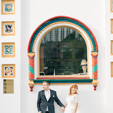 Wedding photographer Evgeniy Babin (eugenebin). Photo of 09.09.2017