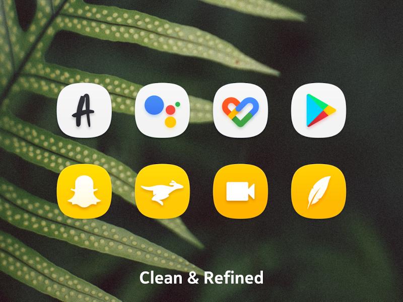 Meeye Icon Pack - Modern MeeGo Style Icons Screenshot 1