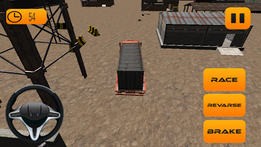Factory Cargo Crane Simulation  screenshots 5