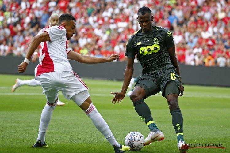 'AA Gent heeft een akkoord met Agbo en zal hem dit weekend voorstellen'