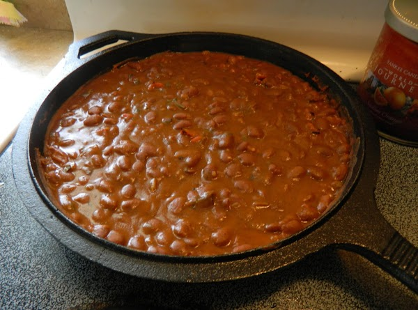 Charro Beans(easy Shortcut Recipe)