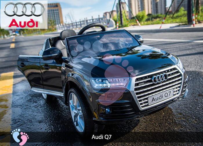 Oto điện Audi Q7 dành cho bé yêu 6