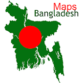 Maps of Bangladesh