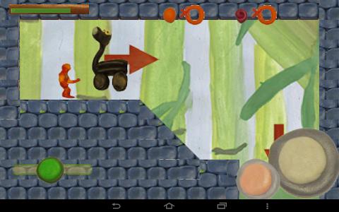 Plasticine adventures screenshot 2