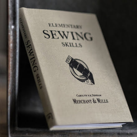 Elementary Sewing Skills - Sömnadsbok med exempel