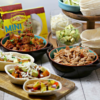 Kalua Pork Tacos with Pineapple Mango Salsa and A DIY Taco Bar