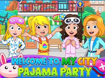 My City : Pajama Party 6