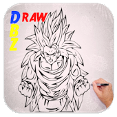 How to Draw DBZ Characters
