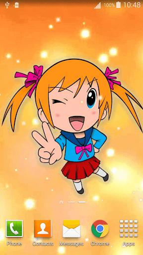 Anime Chibi Live Wallpaper 2.8 screenshots 6
