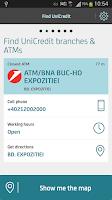Screenshot of Mobile B@nking