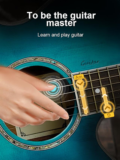 Real Guitar - Music game & Free tabs and chords!  screenshots 6