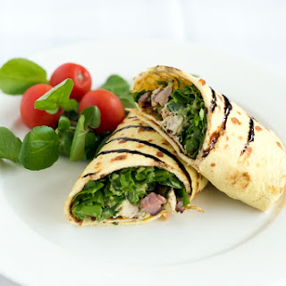 Low Fat Low Calorie Wraps Recipes.