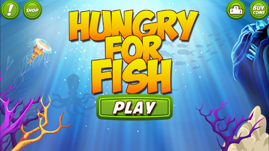 Hungry For Fish screenshot 0