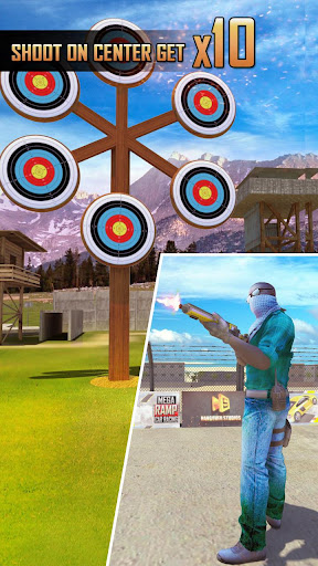 Shooting Master - free shooting games apkslow screenshots 12