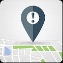 Problem Lokator icon