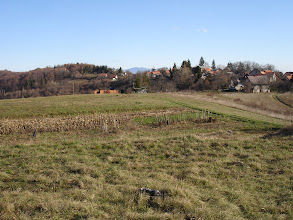 Photo: pogled na selo Beder
